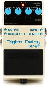 pedale delay